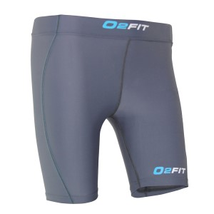 o2fit Womens Compression Shorts