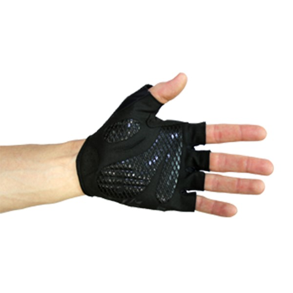 o2fit Unisex Cycling Gloves - Black